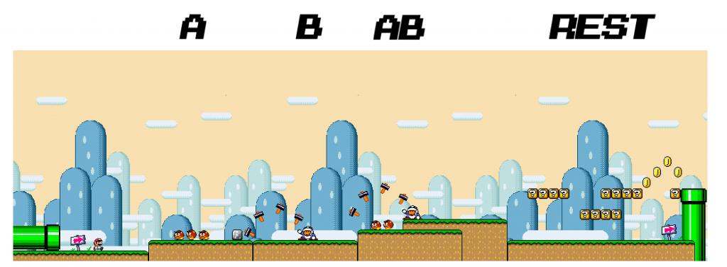 Mario Setups #1