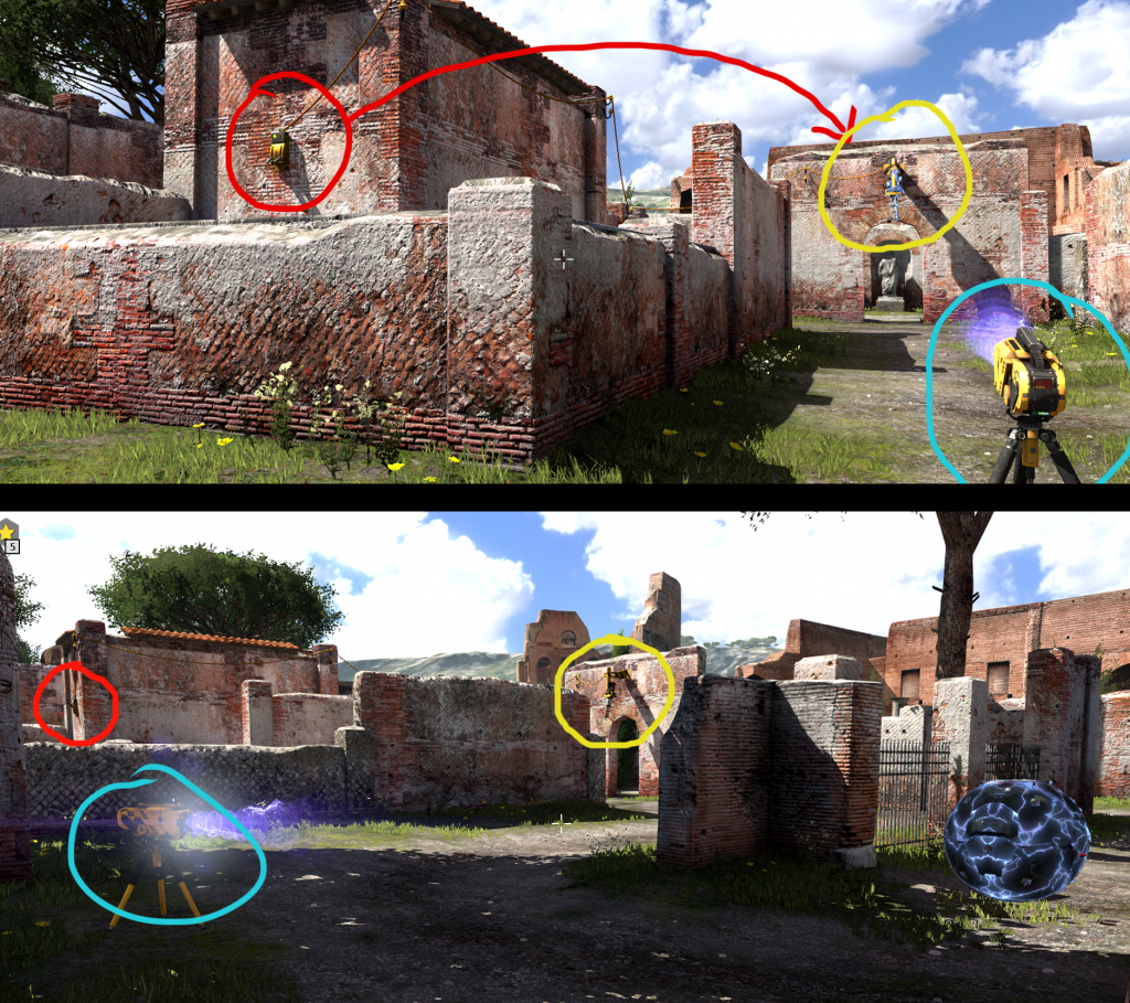 Talos Principle - First Puzzle