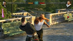 Fighters Uncaged - Picture via giantbomb.com
