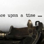 once-upon-a-time typewriter